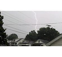 Lightning 2012 Collection 36 Photographic Print