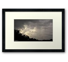 Lightning 2012 Collection 37 Framed Print
