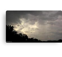 Lightning 2012 Collection 37 Canvas Print