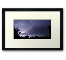 Lightning 2012 Collection 38 Framed Print