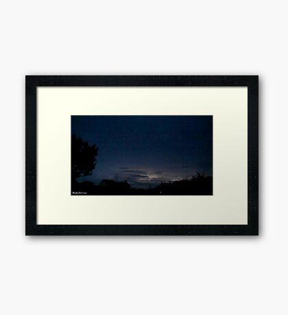 Lightning 2012 Collection 41 Framed Print