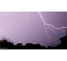 Lightning 2012 Collection 42 Photographic Print