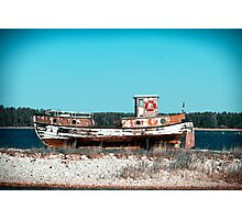 Le Boat. Photographic Print