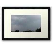 Lightning 2012 Collection 77 Framed Print