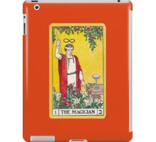 Tarot Card - the Magician iPad Case/Skin