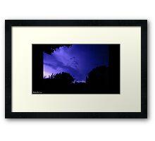 Lightning 2012 Collection 98 Framed Print
