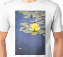 Yellow Water Lily Unisex T-Shirt