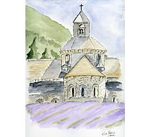 Senanque Abbey Provence Photographic Print