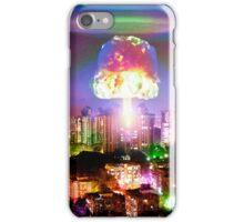 Atomic Rainbow iPhone Case/Skin