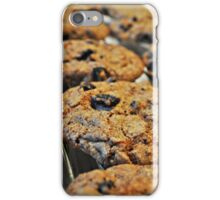 Oreo chocolate chip iPhone Case/Skin