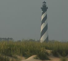 Hatteras Light by IntWanderer