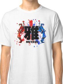 Colours Of Miyavi Classic T-Shirt
