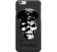 ACAB B/N iPhone Case/Skin