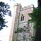 Brownsea Island Church by mdench