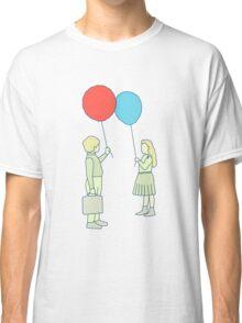 le ballon rouge Classic T-Shirt