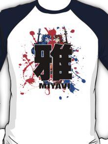 Colours Of Miyavi FACE-OFF T-Shirt