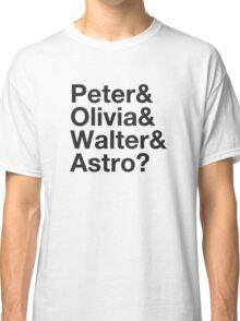 Fringe Revision Classic T-Shirt