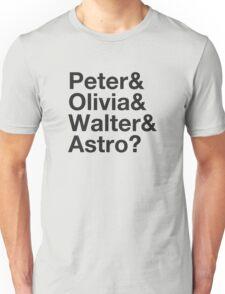 Fringe Revision Unisex T-Shirt