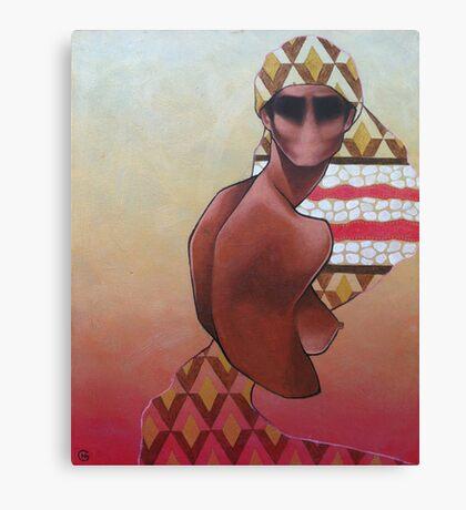 untitled - portrait 1 Canvas Print