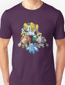 Legendary Titans  T-Shirt