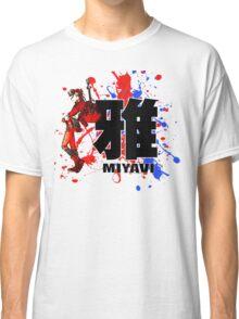 Red Mist Of Miyavi Classic T-Shirt