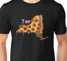 I Love NY Pizza Unisex T-Shirt