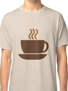 Hot Drinks Available Classic T-Shirt