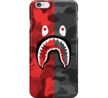 A Bathing Ape x Shark iPhone Case/Skin