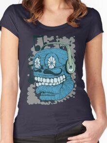 Music MuM Women's Fitted Scoop T-Shirt