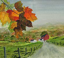 Maple Tree Farm by Jack G Brauer