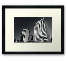 Bellevue Giants Framed Print