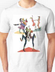 Zombie Dance Party T-Shirt T-Shirt
