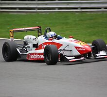 Jeremy Timms - Dallara F301 by Matt Dean