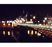 La Seine Photographic Print