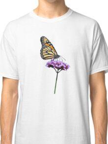Monarch on mauve t-shirt/leggings/merchandise Classic T-Shirt