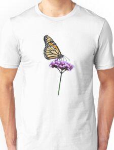 Monarch on mauve t-shirt/leggings/merchandise Unisex T-Shirt