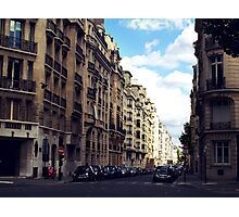 Avenue Bosqet Photographic Print