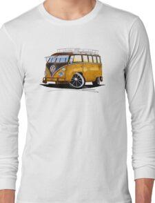VW Splitty (23 Window) E Long Sleeve T-Shirt
