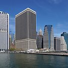 Manhattan by Aase