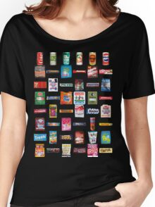 80s Junk Food Women's Relaxed Fit T-Shirt