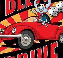 Beetle Drive by leannesore