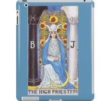 Tarot Card - The High Priestess iPad Case/Skin