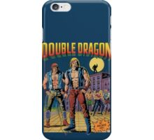 Double Dragon iPhone Case/Skin