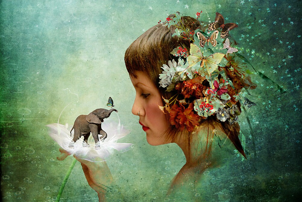 xxX I Believe in Elephants Xxx by lovemexxx