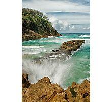 Splish Splash Photographic Print