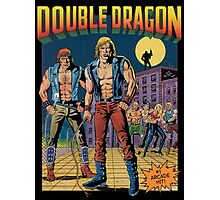 Double Dragon Photographic Print