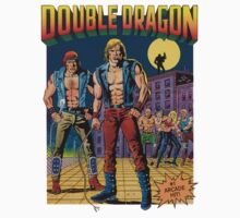 Double Dragon Kids Clothes