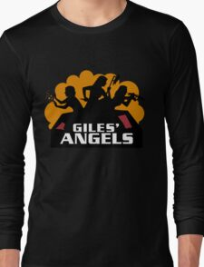 Gile's Angels Long Sleeve T-Shirt
