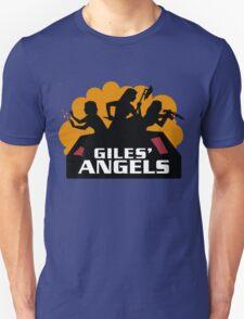 Gile's Angels Unisex T-Shirt