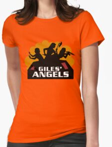 Gile's Angels Womens Fitted T-Shirt